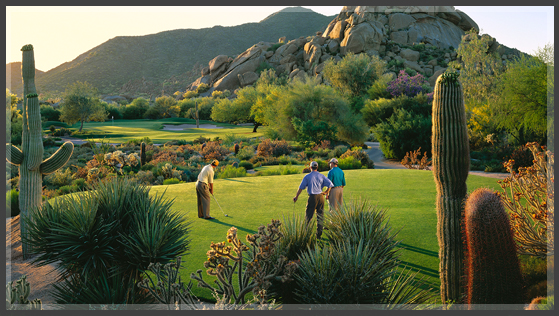 Golf Courses in Scottsdale, Arizona
