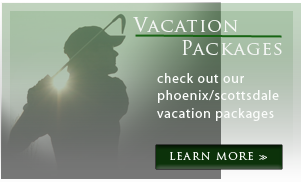 Arizona Golf Vacation Packages